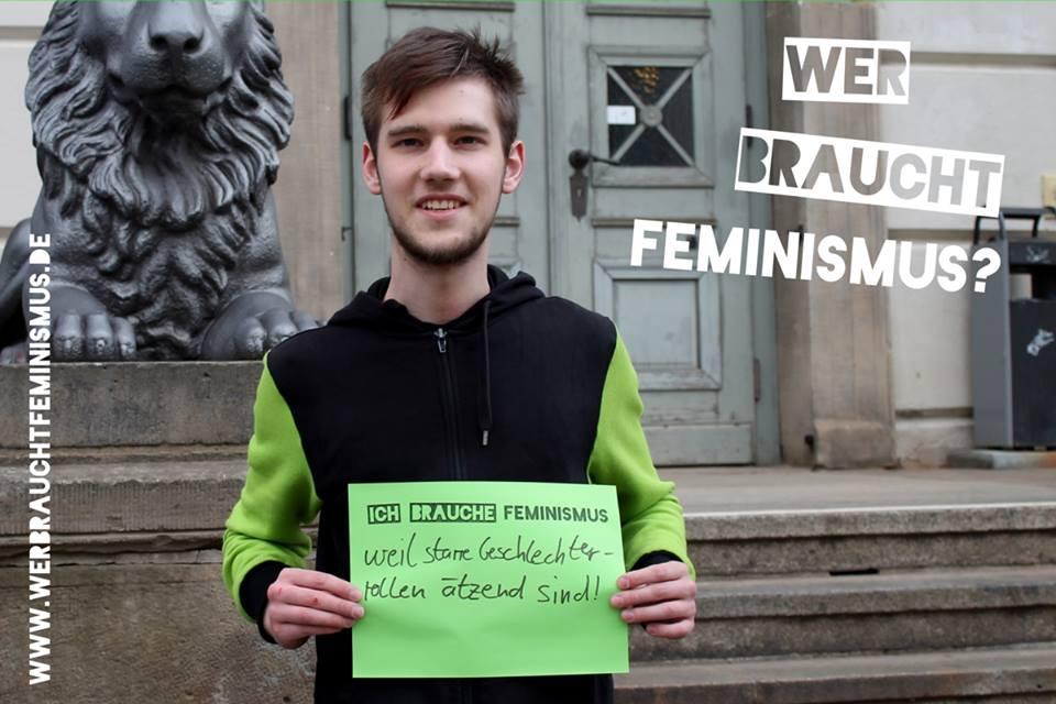 Wer braucht feminismus que e r einsteigen for Wer braucht gebrauchte mobel
